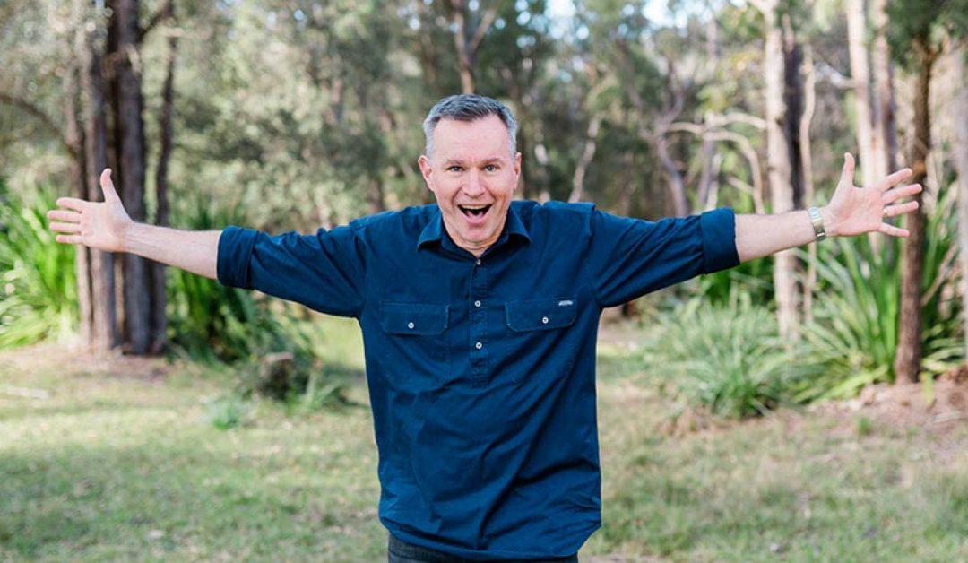 Children's Entertainer Colin Buchanan Creates Online Kids Church
