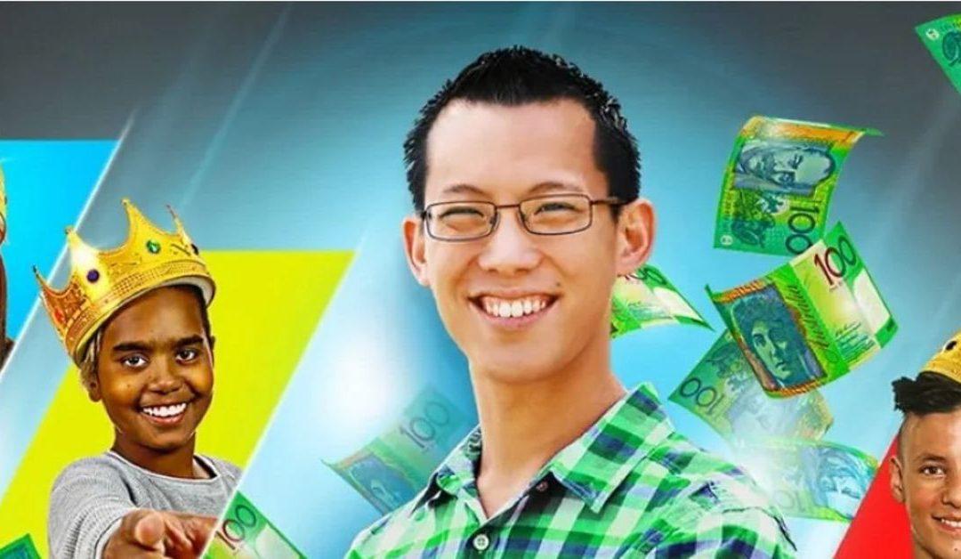 TV Host Eddie Woo's Top Study Tip for Year 12s