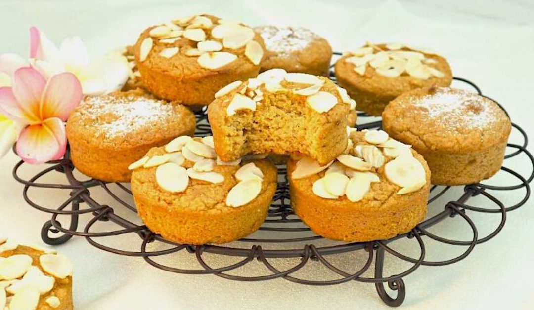 Orange and Almond Mini Cakes