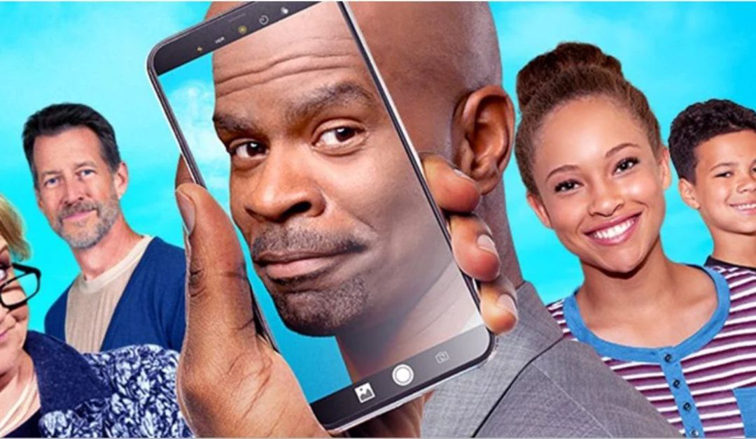 """""""Selfie Dad"""" Star Michael Jr. on the Healing Power of Faith and Comedy [Movie Review]"""