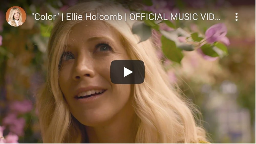 official music video for color by ellie holcomb